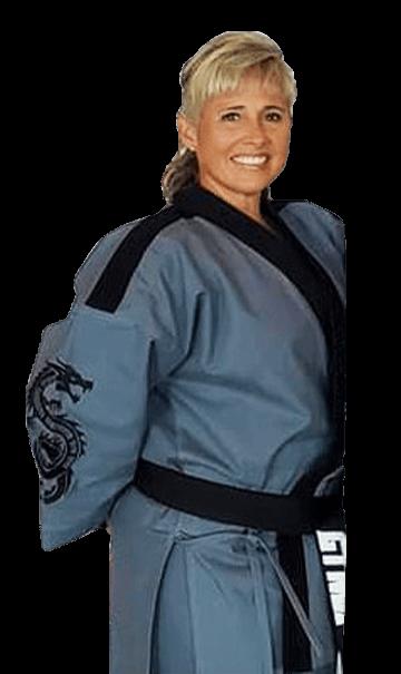 Andi Johnson Statesboro Martial Arts